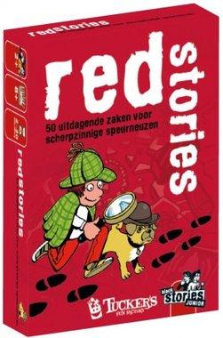 Black Stories Junior: Red Stories [NL]