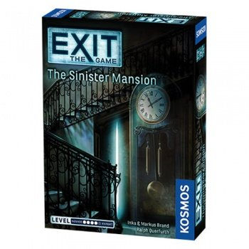 EXIT: The Sinister Mansion [ENG]