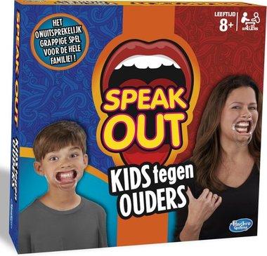 Speak Out: Kids tegen Ouders