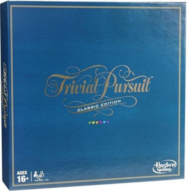 [LICHT BESCHADIGD] Trivial Pursuit: Classic Edition (België)