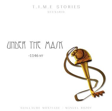 [LICHT BESCHADIGD] T.I.M.E. Stories 3: Under The Mask