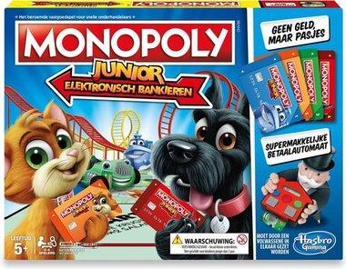 Monopoly: Junior (Elektronisch Bankieren)