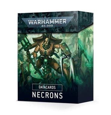 Warhammer 40,000 - Necrons: Datacards