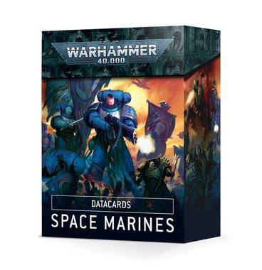 Warhammer 40,000 - Space Marines: Datacards