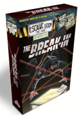 Escape Room The Game Uitbreidingset: The Break-in
