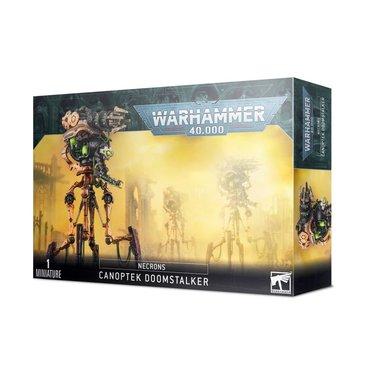 Warhammer 40,000 - Necrons: Canoptek Doomstalker [EASY TO BUILD]