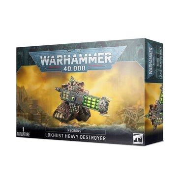 Warhammer 40,000 - Necrons: Lokhust Heavy Destroyer [EASY TO BUILD]