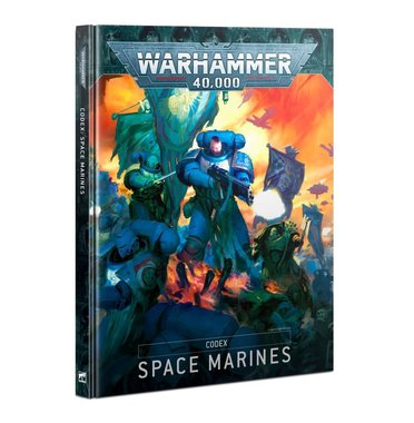 Warhammer 40,000 - Space Marines: Codex (2020)
