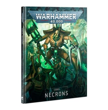 Warhammer 40,000 - Necrons: Codex (2020)