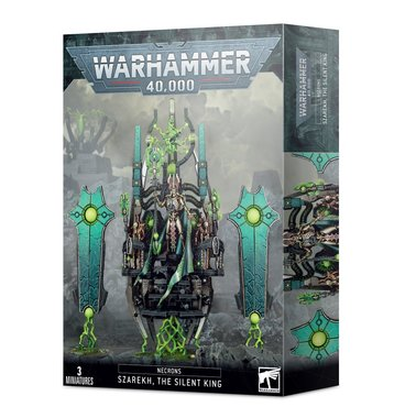 Warhammer 40,000 - Necrons: Szarekh, The Silent King
