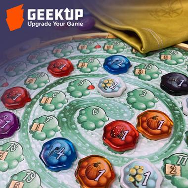 De Kwakzalvers van Kakelenburg: GeekUp Bit Set