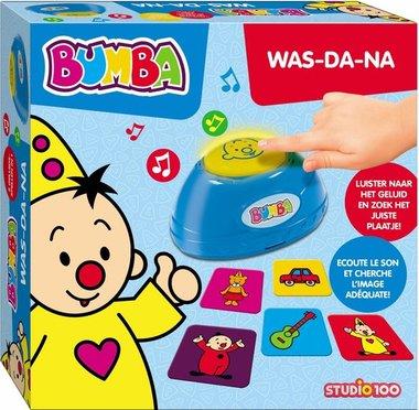 Bumba Was-Da-Na Geluidenspel