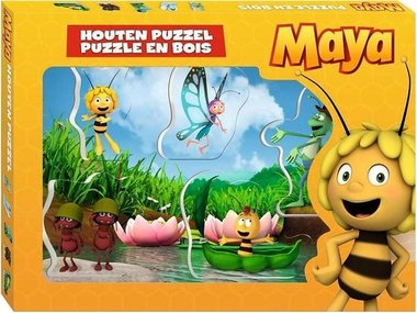 Maya - Houten Puzzel (5)