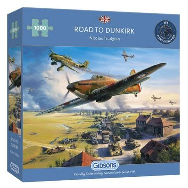 Road to Dunkirk - Puzzel (1000)
