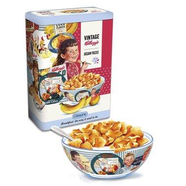 Vintage Kellog's - Puzzel (250)