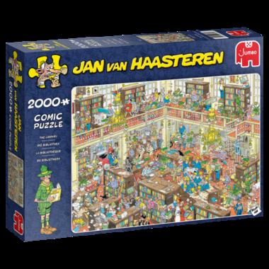 De Bibliotheek - Jan van Haasteren Puzzel (2000)