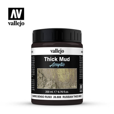 Thick Mud: Russian Thick Mud (Vallejo)