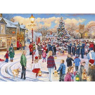Christmas Chorus - Puzzel (1000)