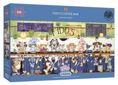 Fido's Coffee Bar - Puzzel (636)