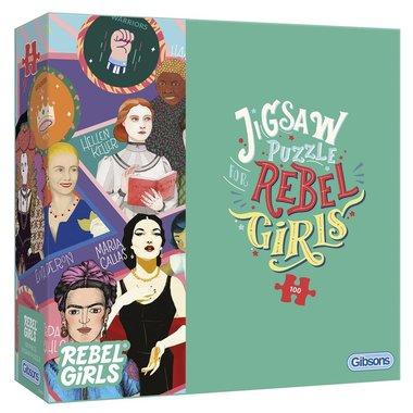 Rebel Girls - Puzzel (100)