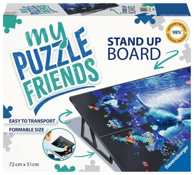 Puzzel-ezel (Stand Up Board)
