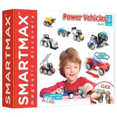 SmartMax: Power Vehicles (3+)