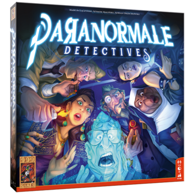 Paranormale Detectives [NL]