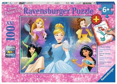 Disney Princess: Betoverende prinsessen - Puzzel (100XXL)