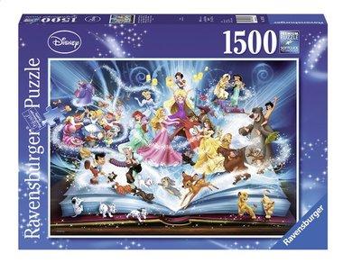 Disney's Magische Sprookjesboek - Puzzel (1500)