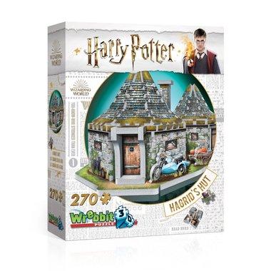 Harry Potter: Hagrid's Hut - Wrebbit 3D Puzzle (270)