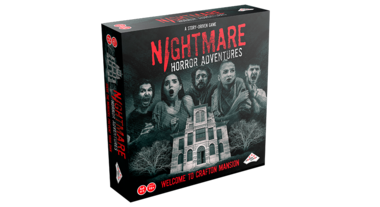 Nightmare Horror Adventures: Welcome to Crafton Mansion [NL]