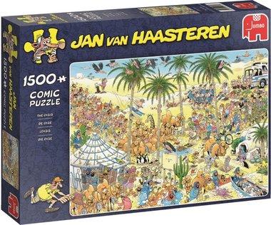 De Oase - Jan van Haasteren Puzzel (1500)
