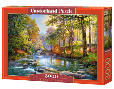 Along the River - Puzzel (3000)