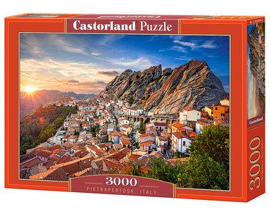 Pietrapertosa, Italy - Puzzel (3000)