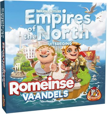 Imperial Settlers: Empires of the North - Romeinse Vaandels [NL]