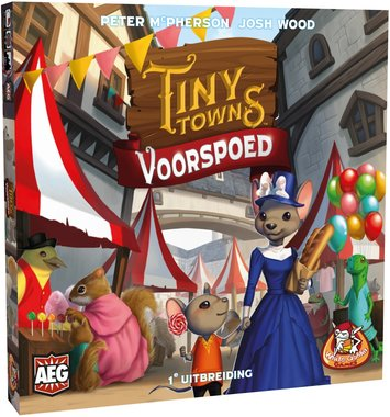 Tiny Towns: Voorspoed [NL]