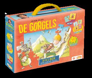 De Gorgels: 3 in 1 Box