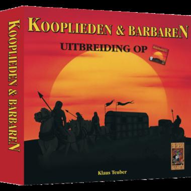 De Kolonisten van Catan: Kooplieden en Barbaren [OUDE VERSIE]