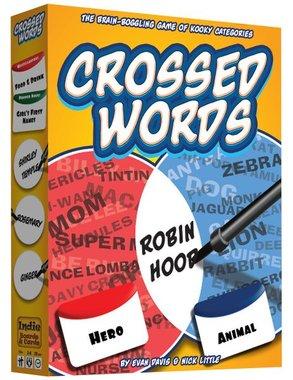 [GEMIDDELD BESCHADIGD] Crossed Words