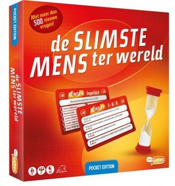 De Slimste Mens Ter Wereld: Pocket Edition