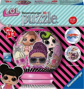 L.O.L. Surprise - 3D Puzzel (72)