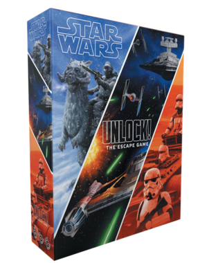 Unlock: Star Wars [ENG]