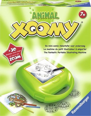 Xoomy Compact: Animal