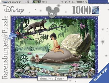 Disney Collector's Edition: Jungle Book - Puzzel (1000)