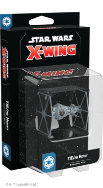 Star Wars X-Wing 2.0 - Tie/RB Heavy