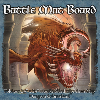 Battle Mat Board