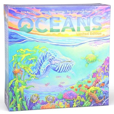 Oceans [LIMITED EDITION]