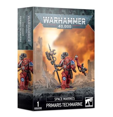Warhammer 40,000 - Space Marines: Primaris Techmarine
