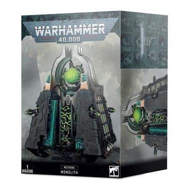 Warhammer 40,000 - Necrons: Monolith