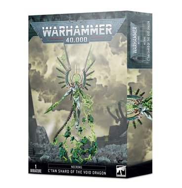 Warhammer 40,000 - Necrons: C'tan Shard of the Void Dragon